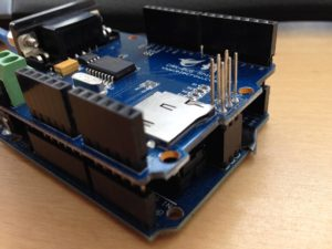 Arduino UNO + CAN-BUS Shield v1.4