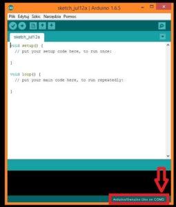 Arduino Com prev
