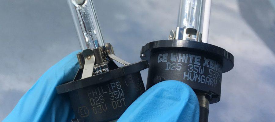 Philips 85122 vs GE white xensation 4800K 53760 astra h xenon